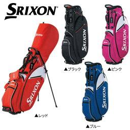 ダンロップ ダンロップ ゴルフ スリクソン GGC-S135 スタンド キャディバッグ SRIXON ゴルフバッグ【ダンロップ】【キャディバッグ】