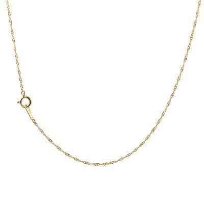 ロングネックレス イエローゴールドk18 スクリューチェーン レディース 50cm 18金 地金ネックレス 贈り物 誕生日プレゼント ギフト ファッション 18k お返し