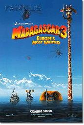 マダガスカル DVD 【映画ポスター】マダガスカル3 (MADAGASCAR 3) /ADV-DS