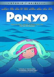 崖の上のポニョ DVD 崖の上のポニョ 劇場版 DVD 103分収録 北米版