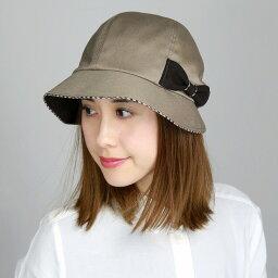 ダックス 帽子 レディース [全品10%OFFクーポン] DAKS 帽子 キャスケット レディース 紫外線対策 ダックス 日よけ ハット レディース キャスクロッシェ 帽子 婦人 リボン 上品 秋 冬 日本製 ベージュ [hat]母の日 ギフト おすすめ 贈り物 プレゼント