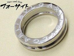 ブルガリブルガリ 指輪(レディース) #6(46)BVLGARI ブルガリ■K18WG ホワイト ビーゼロ リング 指輪