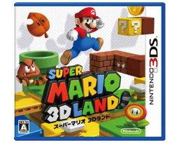 スーパーマリオ 3Dランド 【新品】(税込価格) 3DS用 スーパーマリオ3Dランド SUPER MARIO 3D LAND/新品未開封品ですがパッケージに少し傷みやよごれ等がある場合がございます。