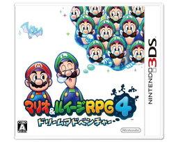 マリオ&ルイージRPG4 【新品】(税込価格) 3DS マリオ&ルイージRPG4ドリームアドベンチャー/新品未開封品ですがパッケージに少し傷み汚れ等がある場合がございます。