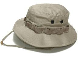 ロスコ アメリカ軍ジャングルハット(カーキ) 軍帽子 ミリタリー ROTHCO/ロスコ