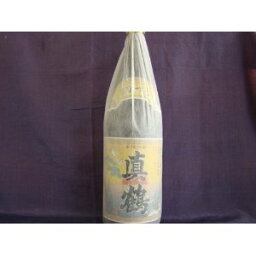 真鶴 真鶴1800ml 25度 白麹 万膳酒造 2015年