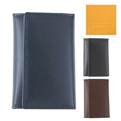 ETTINGER エッティンガー ブライドルハイドコレクション BRIDLE BH 2095JR KEY CASE 6連 キーケース ポケット付き ブライドルレザー カラー3色 メンズ