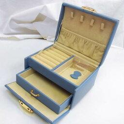 ブランドジュエリーボックス(レディース) オレンジの宝石箱 (ジュエリーボックス)小