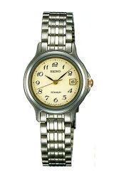 セイコースピリット セイコー スピリット シンプルな女性用腕時計STTB003 SEIKO SPIRIT 婦人用 時計 名入れ刻印対応《有料》 取り寄せ品 【コンビニ受取対応商品】