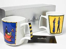 ローゼンタール 【送料無料】ローゼンタール ラブストーリー ペアマグカップ rosenthal-09お茶のふじい・藤井茶舗