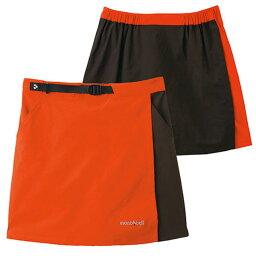 モンベル mont-bell(モンベル) ストレッチ OD ラップショ-ツ/SO/CN/L 1105427女性用 オレンジ ショートパンツ ハーフパンツ レディースウェア ショートパンツ女性用 アウトドアウェア
