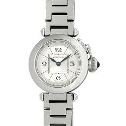 カルティエ パシャ 腕時計(レディース) カルティエ ミスパシャ W3140007 レディース(0066CAAN0776)【新品】【腕時計】【送料無料】