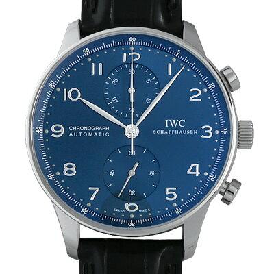 【48回払いまで無金利】IWC ポルトギーゼ クロノグラフ IW371491 メンズ(002NIWAN0089)【新品】【腕時計】【送料無料】