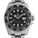 GMTマスター 腕時計(メンズ) ロレックス GMTマスターII 116710LN メンズ(0C5ZROAN0003)【新品】【腕時計】【送料無料】