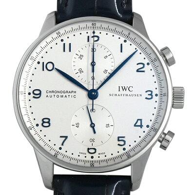 【48回払いまで無金利】IWC ポルトギーゼ クロノグラフ IW371446 メンズ(06XKIWAN0050)【新品】【腕時計】【送料無料】