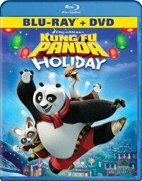 カンフーパンダ DVD SALE OFF!新品北米版Blu-ray!Kung Fu Panda Holiday [Blu-ray/DVD Combo]!(「カンフー・パンダ」ホリデイ・スペシャル特別篇)