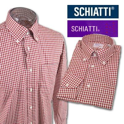 【あす楽】スキャッティ パープルネーム 長袖ワイシャツ ssn225528-63 メンズ SCHIATTI