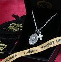 マドンナ ロイヤルオーダー【公式】【ペンダント】【ストアスペシャルセット】CROSS W/RO JR W/DIAMONDS &MADONNA SET【ROYAL ORDER】