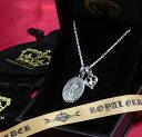 マドンナ ロイヤルオーダー【公式】【ペンダント】[ストアスペシャルセット]MADONNA &SMALL ALLEGRA HEART W DIAMONDS 【ROYAL ORDER】