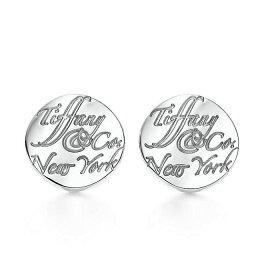 ティファニーのイヤリング(レディース) ティファニー TIFFANY ピアス ノーツ イヤリング Tiffany Notes mini Earrings