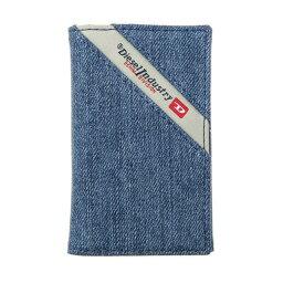 ディーゼル ディーゼル DIESEL X05270 PS778 H3820 キーリング付 6連キーケース BLUE DENIM デニムブルー+ブラック