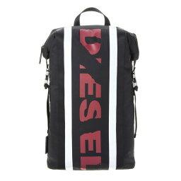 ディーゼル ディーゼル DIESEL リュックサック X05316 P1620 H3212 バックパック BLACK/TANGO RED/WHITE ブラック+レッド+ホワイト
