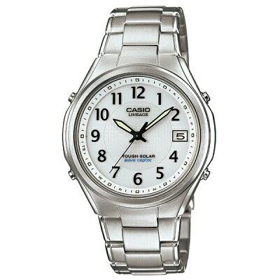 カシオ ウェーブセプター LIW-120DEJ-7A2JF 電波ソーラー腕時計 リニエージ メンズ 【長期保証5年付】