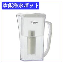 象印 ZOJIRUSHI(象印) 炊飯浄水ポット  MQ-JA11-WBごはんをおいしく炊くために考えられた浄水ポットお米が喜ぶお水長寿命カートリッジで約5か月持ちます【宅配便/メール便不可】【W】02P05Nov16