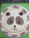 アイスケーキの通販 手作り誕生日アイスケーキ・ラッキーパンダくん5号