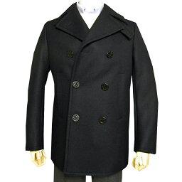 ジェイプレス 秋冬物 J.PRESSの Pコート 濃紺 ネイビー 001 M (A4/A5/AB4/AB5)