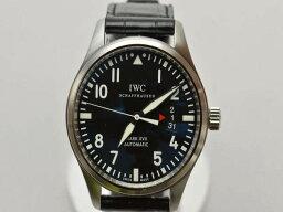 IWC パイロットウォッチ 腕時計(メンズ) TN インターナショナルウォッチカンパニー IWC パイロットウォッチ マーク MARK XVII (17) IW326501 腕時計 メンズ F-WT305【新品】【ブランド買取販売トリヴァンドラム】180904