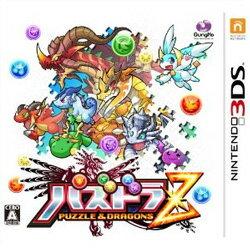 パズドラZ 【数量限定特価★棚卸しの為★5月29日発送★新品】3DSソフト パズドラZ