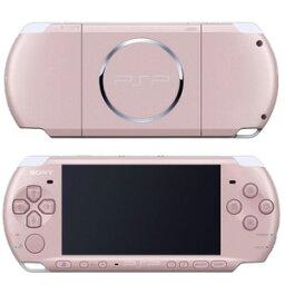 PSP 【★キャンセル不可】海外アジア版PSP-3000本体ブロッサムピンク