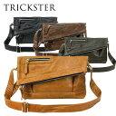 トリックスター 【送料無料】TRICKSTER(トリックスター)MARTIN(マーティン) tr65ショルダーバッグ ショルダーバック メンズ かばん men's shoulder bags 斜めがけバッグ ショルダーbag