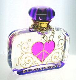 ラブ&ピース ラブアンドピース50ml EDP オードパルファムスプレー【ラブ&ピースパルファムス】【LOVE&PEACE PARFUMS】 香水