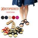 アルコペディコ ARCOPEDICO(アルコペディコ)SANTANA サンタナ サンダル 靴 レディース おしゃれなコンフォートサンダル 夏の大人気おすすめサンダル