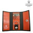 エッティンガー/ETTINGER 4連キーケース メンズ ST840AJR-Orange