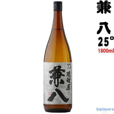 兼八 25°1800ml 【四ツ谷酒造】