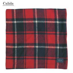 CALIDA Calida(カリダ) クッションカバー 45×45 チェック レッド 71877 メーカ直送品  代引き不可/同梱不可
