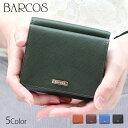 バルコス 財布 BARCOS グッドラック ウォレット 折財布 財布 サリー レディース 全5色 ONESIZE バルコス レザー 革 本革 シンプル ファスナー おしゃれ 大容量