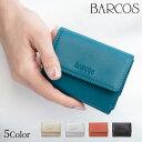 バルコス 財布 BARCOS コンパクトウォレット プラム レディース 全5色 ONESIZE バルコス