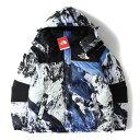シュプリーム Supreme (シュプリーム) 17A/W ×THE NORTH FACE バルトロダウンジャケット(Mountain Baltoro Jacket) マウンテン S 【メンズ】【K2183】【あす楽☆対応可】