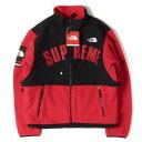 シュプリーム Supreme (シュプリーム) ノースフェイス 19SS THE NORTH FACE デナリ フリース ジャケット Denali Fleece Jacket 19年春夏 レッド S 【メンズ】【K2241】【あす楽☆対応可】