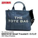 マークジェイコブス バッグ(レディース) ブランド レディース トートバッグ MARC JACOBS マークジェイコブス The Tote Bag Small Traveler Tote M0016161 481 Blue Shadow_4582357843869_21