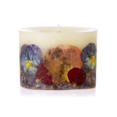キャンドルRosy Rings Petite Botanical Candles ロージーリングス プティボタニカル キャンドル ボエム(10×H7.5cm) アロマキャンドル 燃焼時間:約60時間 BOP-BOH母の日 ギフト プレゼント