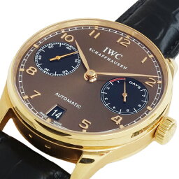 IWC ポルトギーゼ 腕時計(メンズ) IWC ポルトギーゼ オートマチック IW500124 RG無垢 【メンズ】【自動巻】【腕時計】【展示品未使用】【IWCブティック限定】