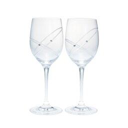 ウェッジウッド ウェッジウッド クリスタル プロミシス 『ウィズ ディス リング』 ワイングラス ペアギフトセット 【ウエッジウッド】【ワイングラス】【プロミシス】【WEDGWOOD】【RCP】