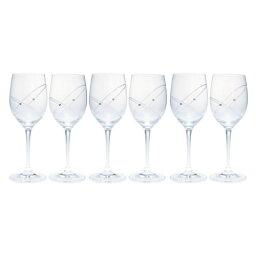ウェッジウッド ウェッジウッド プロミシス 『ウィズ ディス リング』 ワイングラス 6客ギフトセット