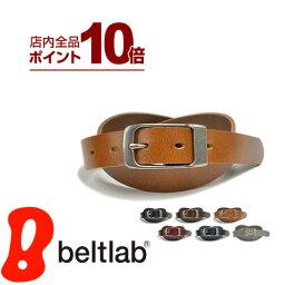 0d6afea06a6a beltlab ベルト メンズ ベルト専門店 の日本製 本革ベルト 送料無料 ちょっぴり細み