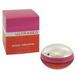 パコラバンヌ パコラバンヌ ウルトラレッド EDP オードパルファム SP 50ml (香水) PACO RABANNE